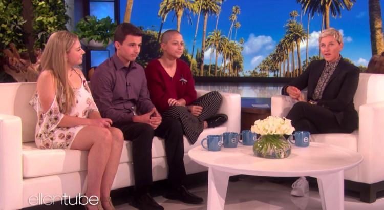 Marjory Stoneman Douglas Students Activists Speak Out on 'Ellen'