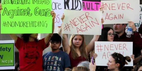 Details for the March For Our Lives Parkland