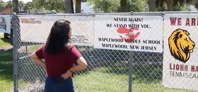 The Marjory Stoneman Douglas Banner Project: A Documentary