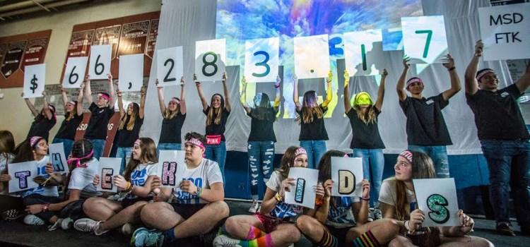 Marjory Stoneman Douglas Dance Marathon Breaks Fundraising Records