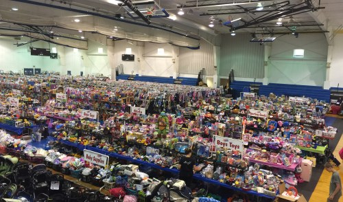 Huge Consignment Event Helps Local Families
