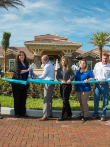 Four Seasons of Parkland Holds Ribbon Cutting for New Clubhouse