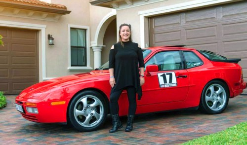 Parkland Resident Auctions Classic Porsche to 'Make Schools Safe'