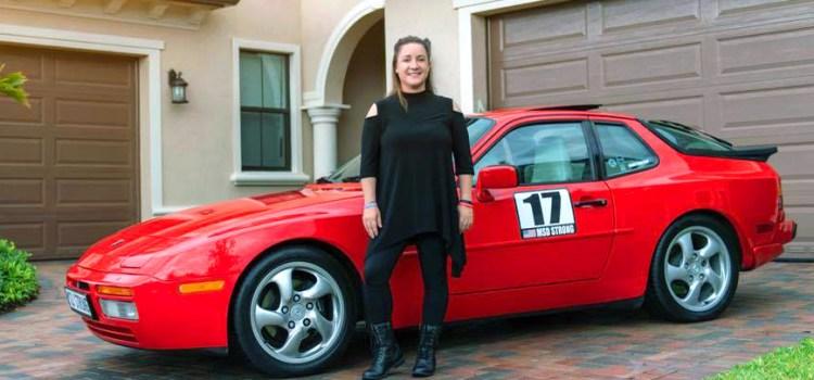 Parkland Resident Auctions Classic Porsche to 'Make Schools Safe'
