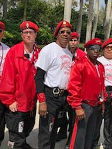 Guardian Angels Honored for Protecting Marjory Stoneman Douglas After School Shooting