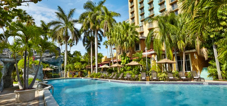 """Marjory Stoneman Douglas Teachers, Staff, Invited to Free """"Staycation"""" at Embassy Suites"""