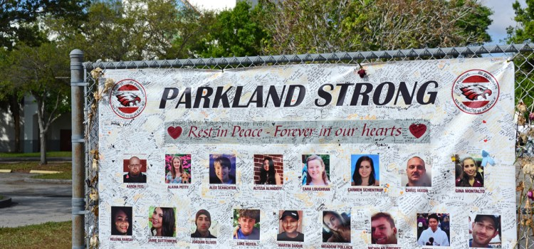 Business, Organizations and Cities Hold Events Commemorating Parkland Shooting Victims
