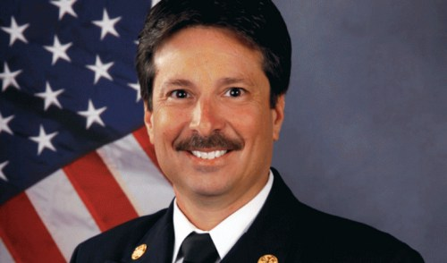 Frank Babinec Named 2018 Fire Chief of the Year