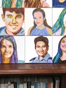 Parkland Mother Honors Marjory Stoneman Douglas Victims Through Art