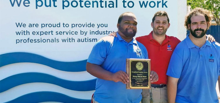 Parkland's Rising Tide Car Wash Honored as One of 12 Florida Exceptional Employers