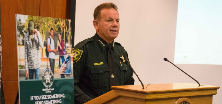 Sheriff Israel: Strengthening Security in Our Schools