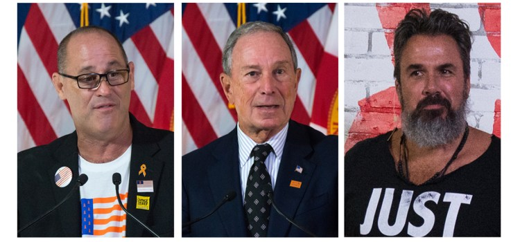 Michael Bloomberg and Parkland Parents Demand Change, Inspire Others to Vote at Local Event