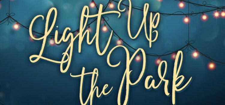 "Parkland Holds ""Light Up The Park"" Event"