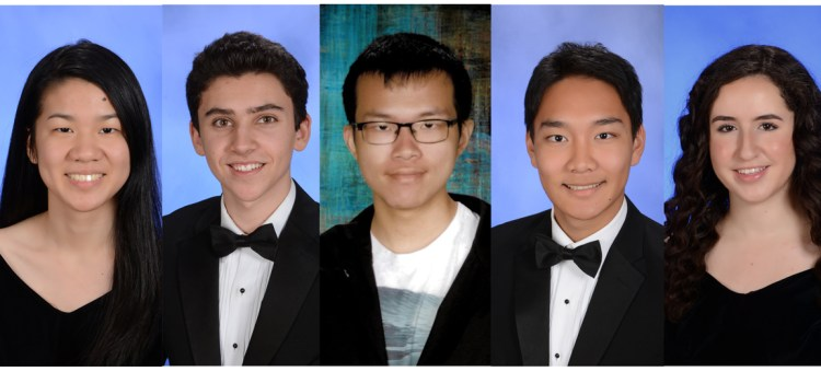 Local Students Named Semifinalists in the 2019 National Merit Scholarship Program