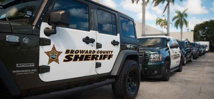 Sheriff Israel: Assisting Others in Times of Need