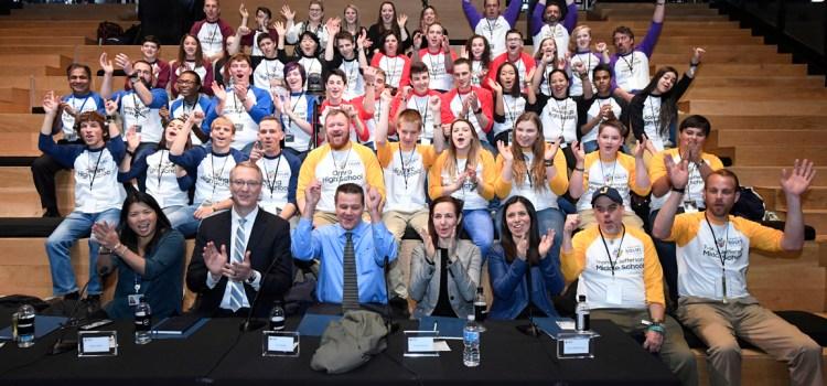 Marjory Stoneman Douglas Advances in $2 million dollar National STEM Contest