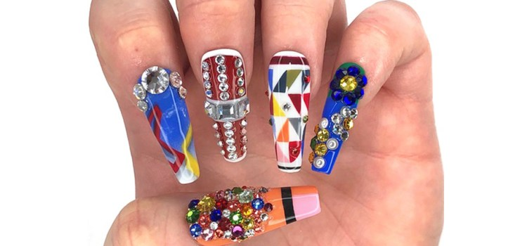 Parkland Resident a Finalist in 'Next Top Nail Artist' Competition