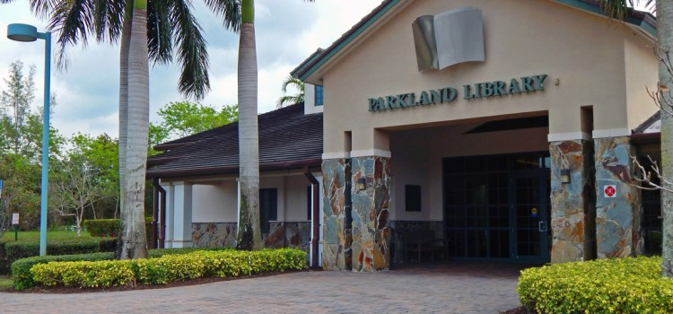 Parkland Library Classes and Events Through February 28