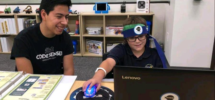 Kids Learn Computer Languages at Coral Springs' Code Ninjas