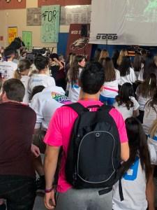 Marjory Stoneman Douglas Breaks Fundraising Record at this Year's Dance Marathon