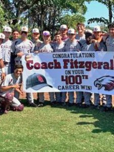 Marjory Stoneman Douglas Eagles Father-Son Duo Celebrate 400 Career Wins