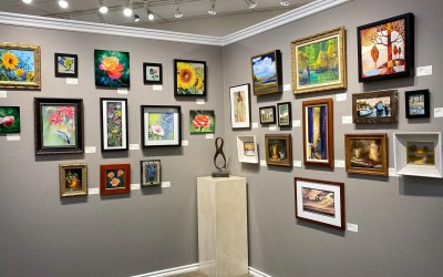 Gallery Artists Small Works Show