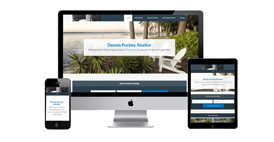 Dennis Puckey, Realtor Web Devices