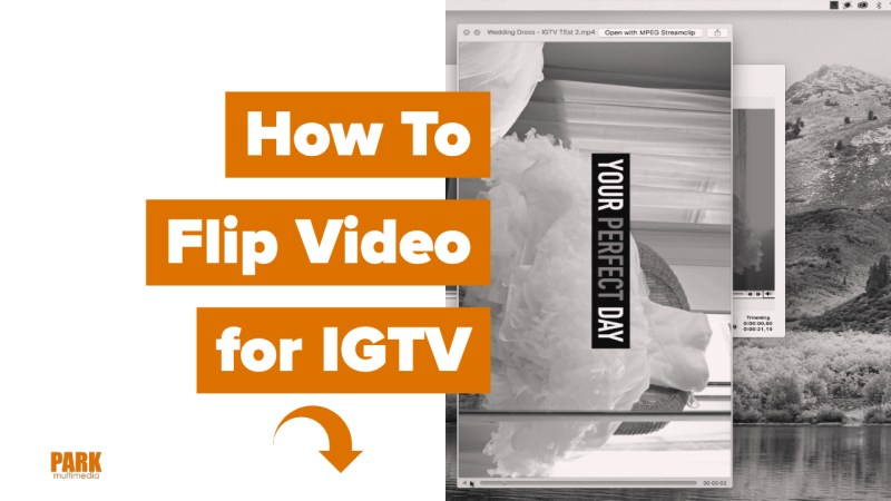 Flip Video for IGTV image