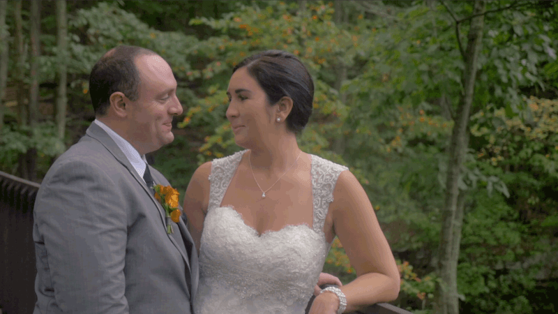 Meg and Nick NEPA Wedding Videography