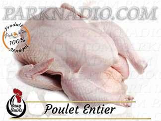 Poulet Entier 1,3 kg
