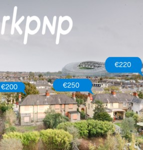 how much can i make from renting out my driveway in dublin 4