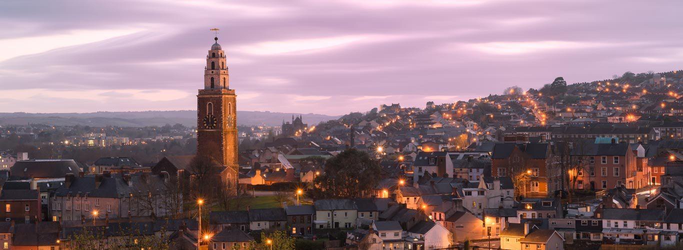 cork cycle network plan - Cork County Council