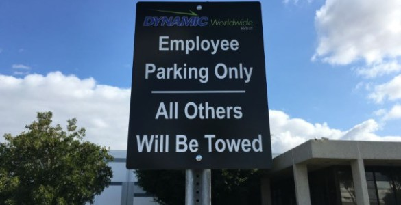Employee Parking - ParkOffice