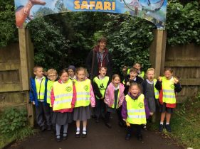 Year 2's Wild Day Out!