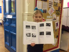 Writer of the Week – Willow, 4B