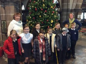 Year 3 Visit to the Church!