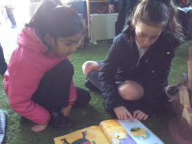 Reading Fun for Year 3