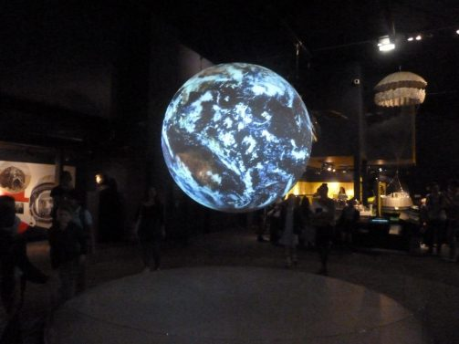 Earth in the Science Museum