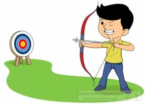Year 6 Archery