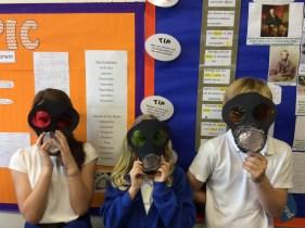 World War Two Gas Masks!