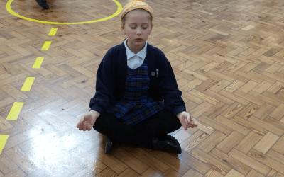 Year 3 Yoga