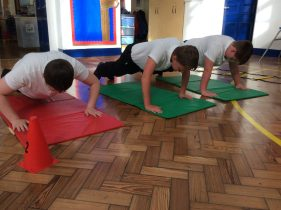 'Get Fit Fast' Day