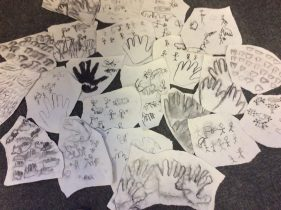 Cave Painting Year 3
