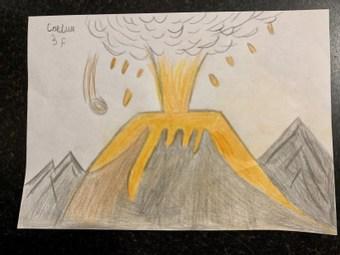 volcano art 10