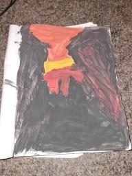 volcano art 11