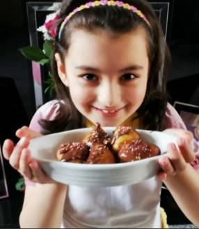 Eva 2 - H&G cloudy chocolatey doughnuts