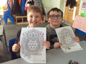 Well-being within Year 3