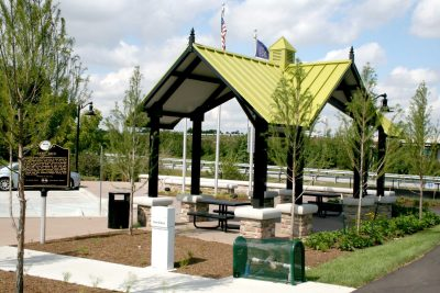 Green Street Brownsburg ICON Shelters