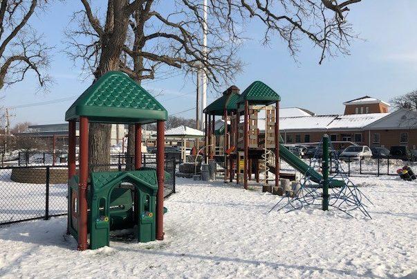 Jewett Park Deerfield Little Tikes Playground