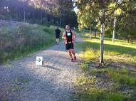 Halfway in and still smiling- Blue Gum Hills (40)